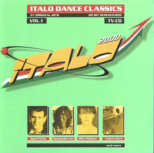 Ryan Paris - Original Italo Disco Hits (Compilation Cd, 37 Tracks) - Zortam Music