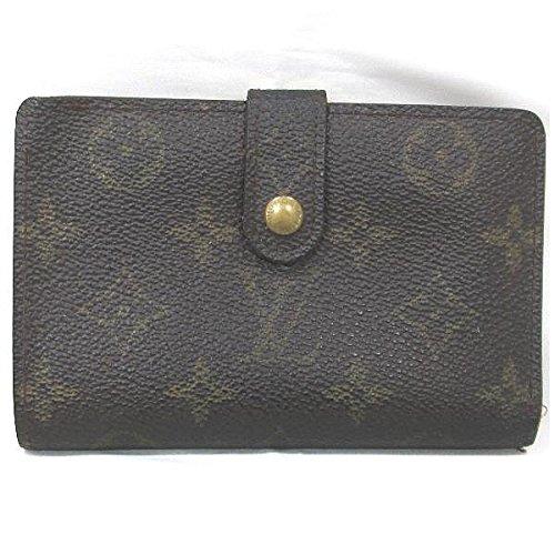 Louis Vuitton(ルイヴィトン) モノグラム 二つ折り財布 がま口M61674 [中古]