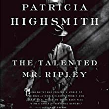 The Talented Mr. Ripley (       UNABRIDGED) by Patricia Highsmith Narrated by Kevin Kenerly