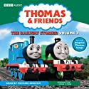 Thomas and Friends: The Railway Stories, Volume 2 (       UNABRIDGED) by Rev. W. Awdry Narrated by Michael Angelis