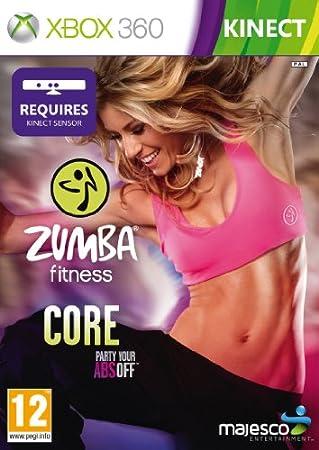 Zumba Core 2012 (Xbox 360)