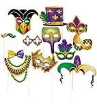 Mardi Gras Costume Props 4E's Novelty®
