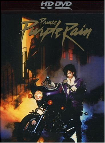 Cover art for  Purple Rain [HD DVD]
