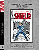 img - for Marvel Masterworks: Nick Fury, Agent of S.H.I.E.L.D. - Volume 3 book / textbook / text book