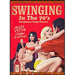 Swinging in the 70's Grindhouse Triple Feature