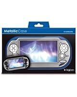 Coque en polycarbonate 'Metallic Case' pour PS Vita