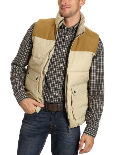 Jack and Jones Kento Body Warmer Men's Gilet Twill Medium