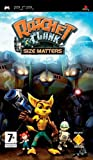 Ratchet and Clank: Size Matters (PSP) [Sony PSP] - Game