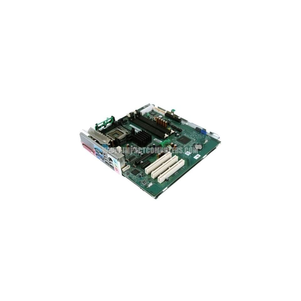 DELL Dell Optiplex GX280 Motherboard with Tray X7967 on