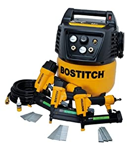 BOSTITCH BTFP12237 3-Tool Compressor Combo Kit from BOSTITCH