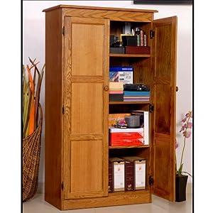 Concepts In Wood Multi Purpose Storage Cabinet