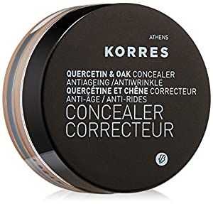 Korres Quercetin and Oak Antiageing Concealer, Light, 0.16 oz.