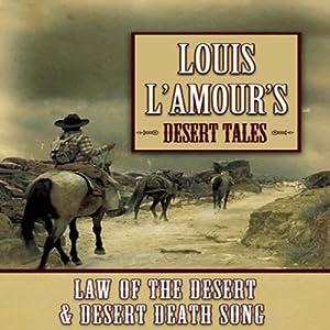 Louis L'Amour's Desert Tales Audiobook