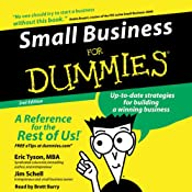 Small Business for Dummies, 2nd Edition | [Eric Tyson]