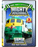 Mighty Machines - Planes, Trains, and Automobiles  / Super Machines - Avions, Trains et Automobiles (Bilingue) (Bilingual)