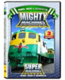 Mighty Machines Planes Trains And Automo