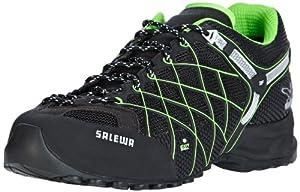 SALEWA MS WILDFIRE GTX Wildfire GTX-M - Zapatillas de montaña para hombre, color negro, talla 42.5
