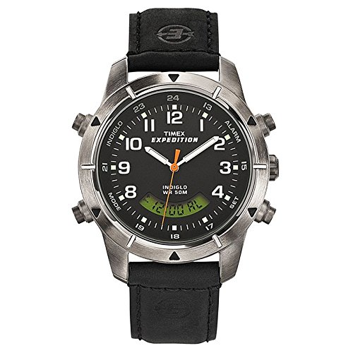 timex-mens-h2z571-quartz-watch-with-black-dial-analogue-digital-display-and-black-leather-strap