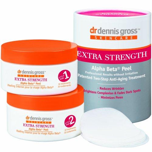 Dr. Dennis Gross Skincare Extra Strength Alpha Beta Peel, 30-Count