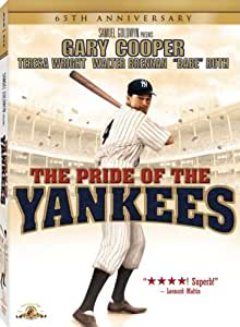 Pride of the Yankees [Import USA Zone 1]