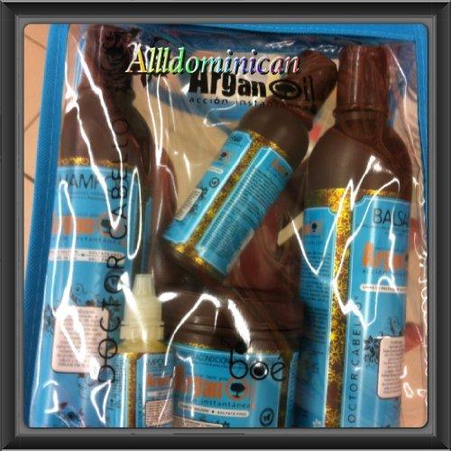 Dr Cabello Argan Oil Combo Kit 37Oz