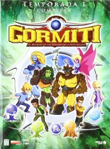 Gormiti Temporada 1 (Import Movie) (European Format - Zone 2) (2010) Silvana Zancolo