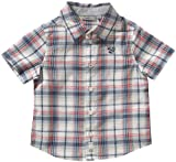 MEXX Baby - Jungen Hemd K1DDZ001, Gr. 86, Weiß (112)