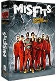 Misfits - L'intégrale des saisons 1 à 4 (dvd)