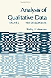 img - for Analysis of Qualitative Data, Volume 2: New Developments (The Analysis of Qualitative Data Series) 1st edition by Haberman, Shelby J. (1979) Hardcover book / textbook / text book