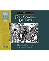 Alfred Deller : Folk Songs and Ballads - Intégrale des enregistrements Vanguard - Vol. 1  (coffret 7 CD)