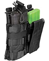 5.11 AR Bungee/Cover Double Magazine Pouch