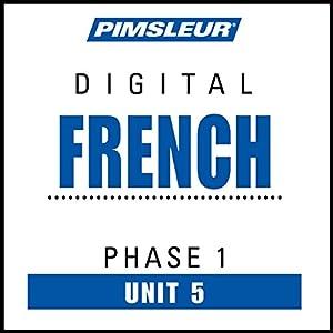 French Phase 1, Unit 05 Audiobook