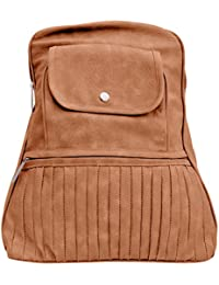 ANICKS Girls Bacpack (Tan)