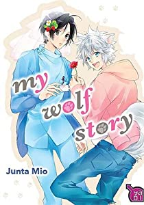 My wolf story Edition simple Tome 0