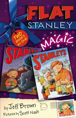 "Flat Stanley Magic: ""Stanley and the Magic Lamp"", ""Stanley"