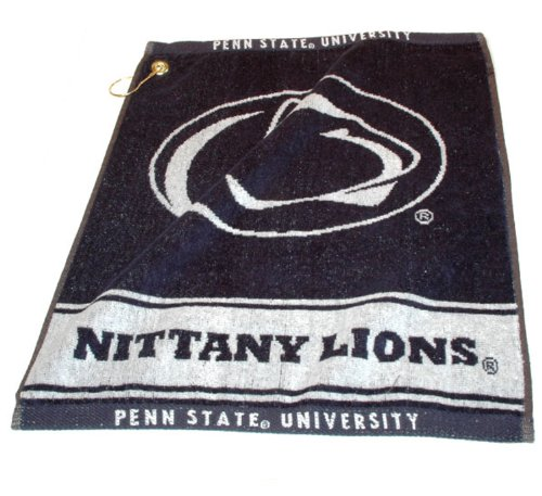 Penn State Nittany Lions Woven Towel from Team Golf halting state