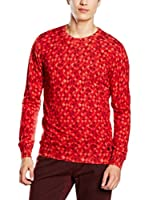 TRU TRUSSARDI Jersey (Rojo)