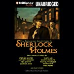 The Improbable Adventures of Sherlock Holmes | John Joseph Adams (editor),Robert J. Sawyer,Christopher Roden,Michael Moorcock,Anne Perry,Neil Gaiman,Anthony Burgess,Laurie R. King