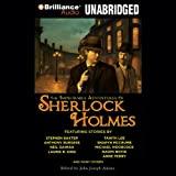 img - for The Improbable Adventures of Sherlock Holmes book / textbook / text book