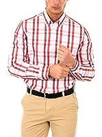 McGregor Camisa Hombre Elroy Carlis B Bd Cf Ls (Rojo)