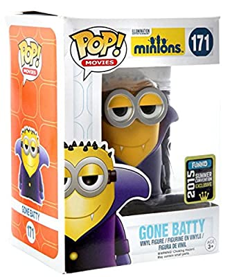 Funko POP! Gone Batty Minion