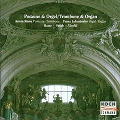 Trombone and Organ