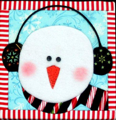 Artsi2 A2SNOWGIZ Snowman Gizmo Wall Hanging Kit