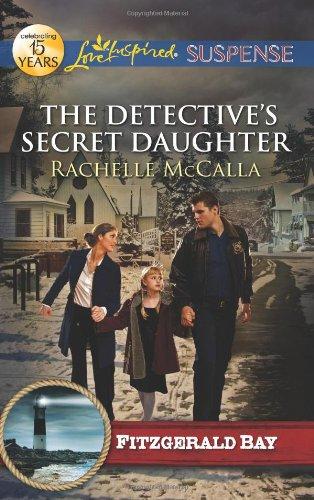 Image of The Detective's Secret Daughter (Love Inspired Suspense)