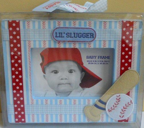 Lil' Slugger Baby Frame - 1