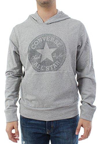 Converse -  Felpa  - Uomo grigio grigio