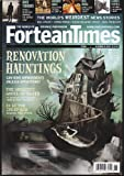 img - for Fortean Times (December 2010) Budd Hopkins, Artist & Ufologist; Renovation Hauntings: Home Improvements Unleash Apparitions; PT Barnum: Controversy From Beyond the Grave; Blue Spiders; Horned Woman; Record Breaking Tumor; Genie Possession (FT268) book / textbook / text book