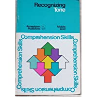 Recognizing tone (Comprehension skills series : Middle level ; CB-6M)