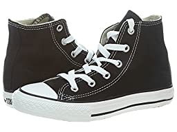 Converse Yths Chuck Taylor All Star Hi Black Little Kids3J231 Style: 3J231-BLACK Size: 2 C US