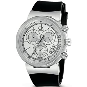 CK Calvin Klein Men's K7547185 Celerity Chronograph Watch